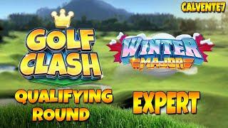 Winter Major Tournament [EXPERT] - Qualifying Round - Golf Clash