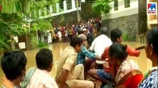 പെരിയാറില് ജലനിരപ്പ് അപകടകരമാം വിധം ഉയര്ന്നു Aluva - Flood report