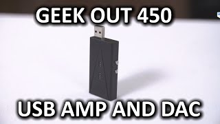 Geek Out 450 from LH Labs - Pocket-sized USB DAC and Amp