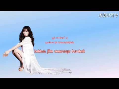 Taeyeon  - Time Lapse [Indo sub] (ALINATVSub)