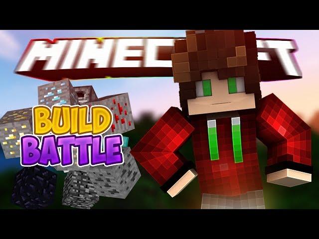 Играю в BuildBattle