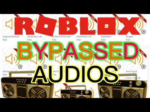 New Roblox Bypassed Audios Working Mono Doomshops N More Youtube