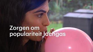 'Je wordt tintelig en het wordt zwart voor je ogen': zorgen om populariteit lachgas - RTL NIEUWS