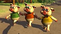 Os Três Porquinhos – A Fazenda do Zenão 1 | O Reino das Crianças