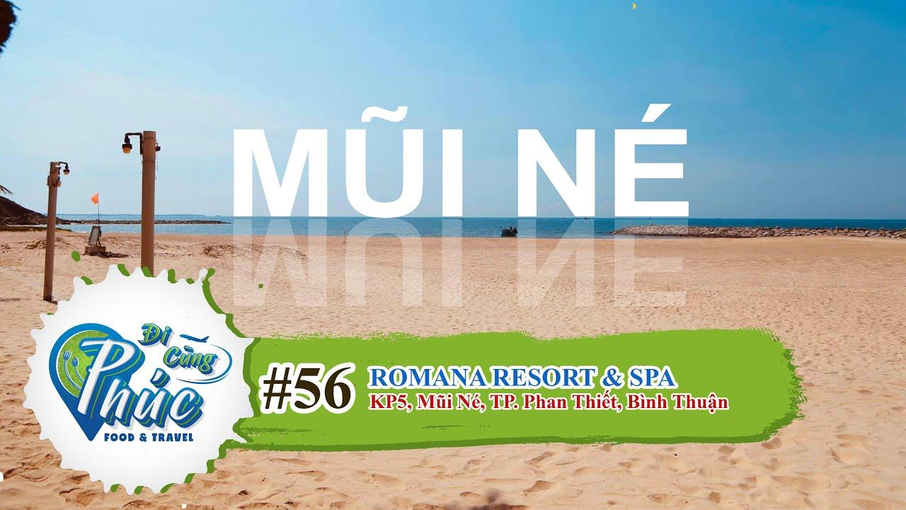 #56 Romana Resort & Spa Mũi Né – Nơi yên tĩnh nhiều cây xanh & bãi biển sạch | Bình Thuận | Việt Nam