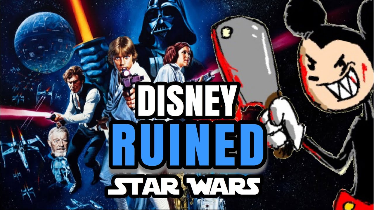 How The Star Wars Sequels Ruined The Saga Youtube