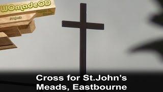Wooden Cross for St.John's
