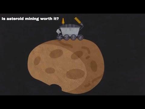 Asteroid Mining: Is It Worth It?
