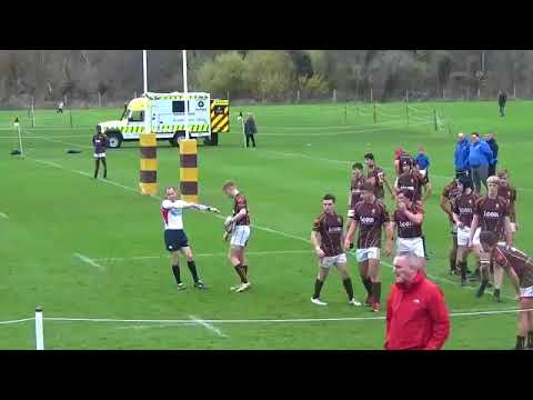 Monmouth 1st XV v Cheltenham College - Saturday 18th November 2017