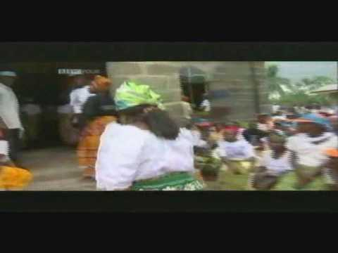 The Burial of Ken Saro-Wiwa