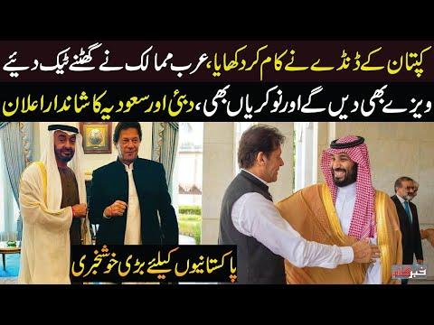 Muhammad Usama Ghazi: PM Imran Khan Ne Kamal Kar Diya, Arab Mumalik Ne Ghutne Taik Diye
