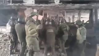18+ ГЕРОИ ДНР ДОНЕЦКА ВЕДУТ РЕАЛЬНЫЙ БОЙ СЕГОДНЯ