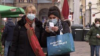 Власти ряда европейских стран вынуждены вводить новые жесткие ограничения из за коронавируса