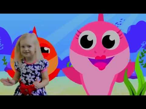 Baby Shark remix   Kids Songs and Nursery Rhymes   Animal Songs   Super Simple Songs