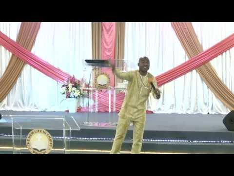 Remove Every Speed Breaker by Bishop Wale Aiyegbusi in 'Renouncing Curse & Causes' - Day 3