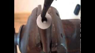 Фаска стволика/Chamfer barrels.