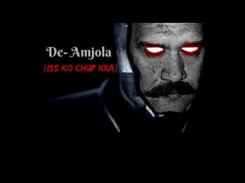 De amjola (Iss Ko Chup Kra) Official soundtrack