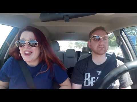Carpool Karaoke Lip Sync - Love on Top by Beyonce