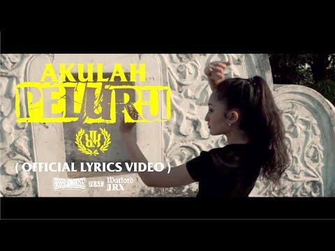 Rebellion Rose Feat. Warlord JRX - Akulah Peluru (Lyrics Video)