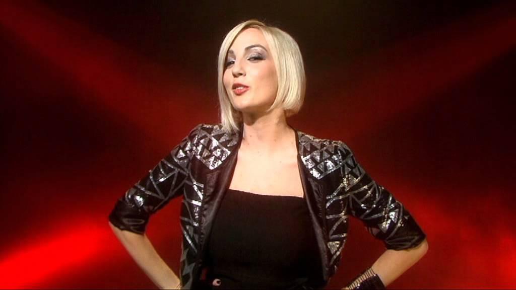 Lara Love za slovenski X Factor - YouTube