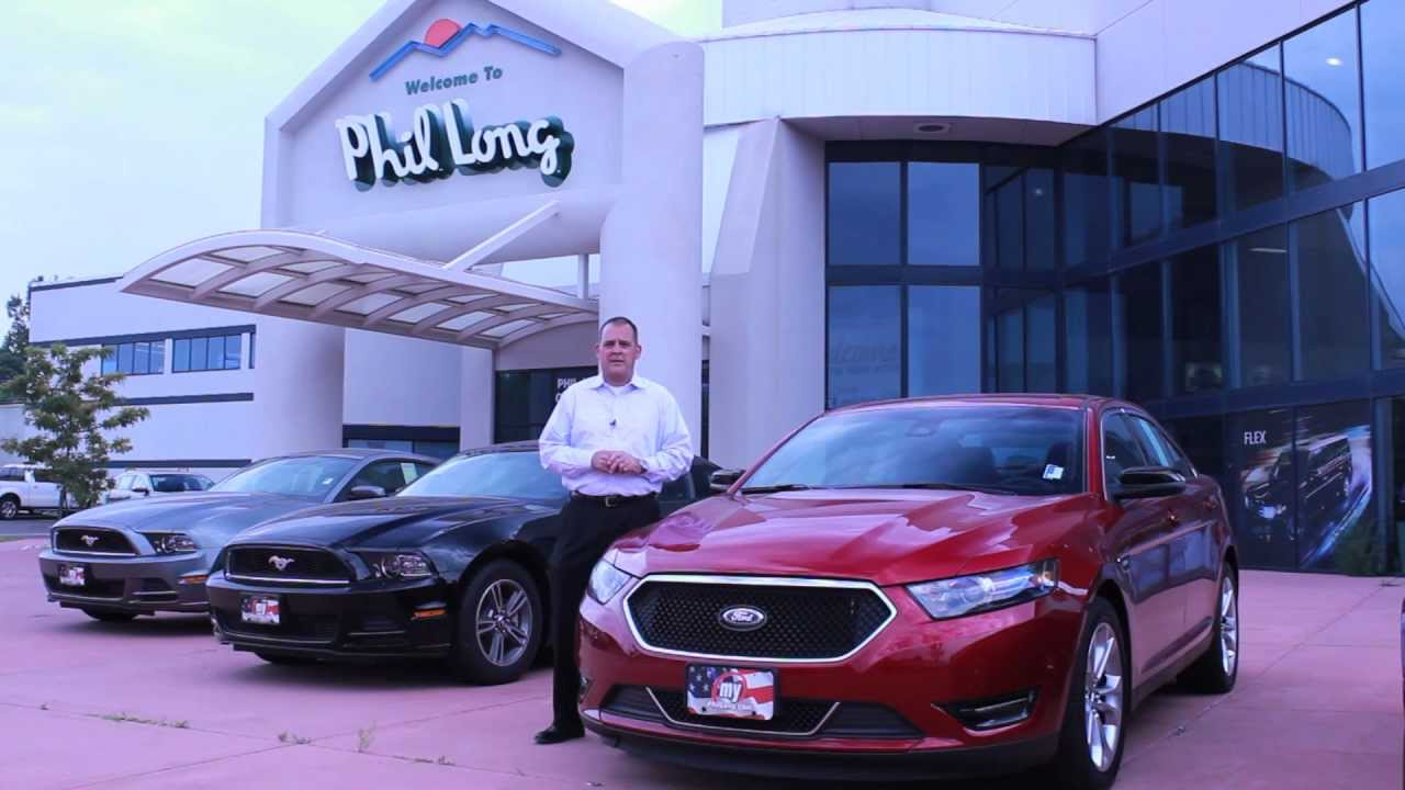 phil long ford of chapel hills colorado springs ford explorer taurus introduction youtube. Black Bedroom Furniture Sets. Home Design Ideas