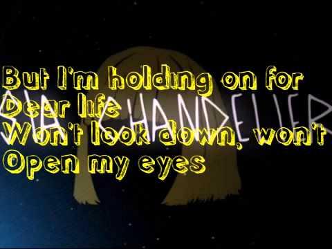 Sia Chandelier Letra/Lyrics - YouTube