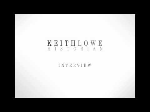 KEITH LOWE INTERVIEW (NPR RADIO)