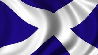 National Anthem of Scotland- Flower of Scotland-Bagpipes