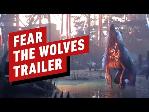 Fear the Wolves - Gameplay Trailer