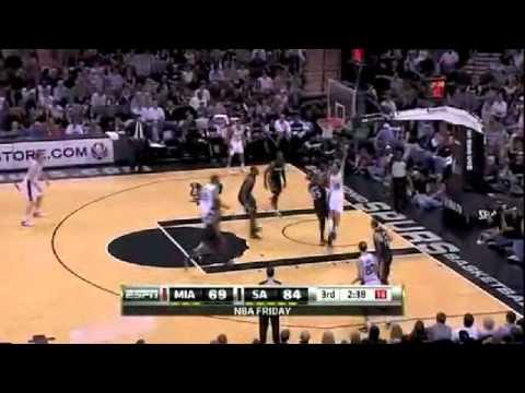 San Antonio Spurs 2010-11 Highlights