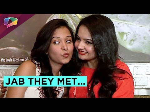 When Preetika Rao met her admirer Giaa Manek. Part-2