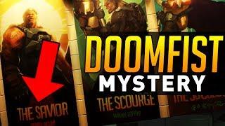 Overwatch   Doomfist's Mysterious Name (THE FIRST DOOMFIST?)