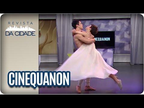 Espetáculo Cinequanon - Revista Da Cidade (01/09/2017)