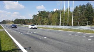 Ben Collins Stig vs Klaudia Podkalicka - Lexus Driving Emotions 2016