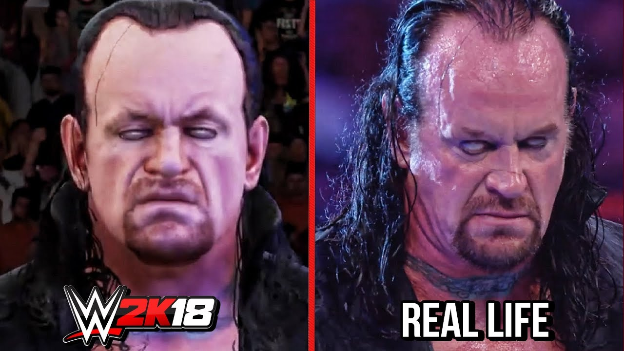 Undertaker And Kane In Real Life The Comparison Of WWE ...