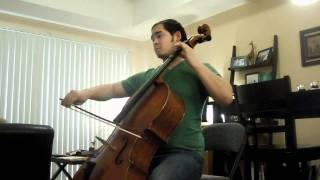 7. May Song - Suzuki Cello Book 1