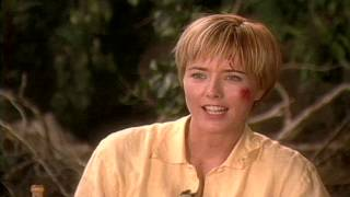 Jurassic Park III: Tea Leoni Interview