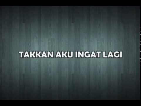 HELLO BAND - BIARKAN BERLALU (VIDEO LYRICS)