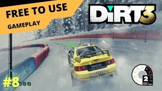 DiRT 3 Gameplay #8 - FREE TO USE - [1080p 60fps]