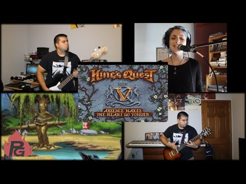 Kings Quest V - Weeping Willow Tree(Ft. narkatika)   Cover By Project Genesis