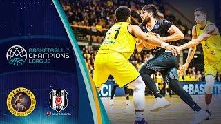 Falco Szombathely v Besiktas Sompo Sigorta - Highlights - Basketball Champions League 2019-20