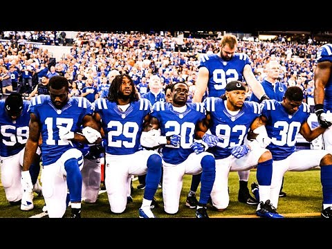 The Pentagon Paid The NFL For Players To Stand During Anthem