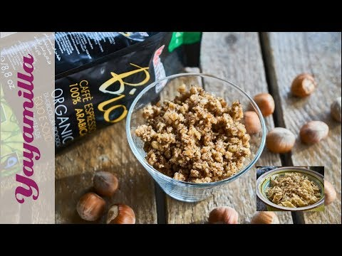 Pesto di Nocciole e Caffè | Hazelnuts and Coffee Pesto