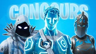 "HAVE THE PACK ""GLACIAL LEGENDS"" FOR FREE on Fortnite"