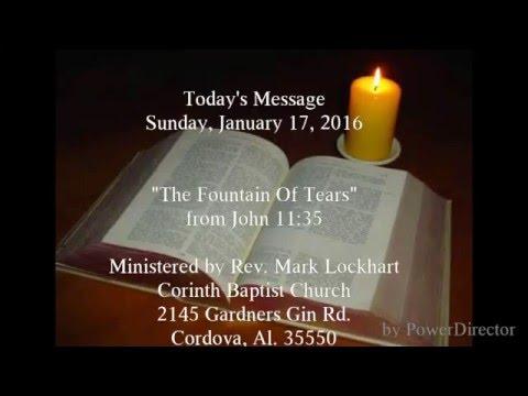 The Fountain Of Tears