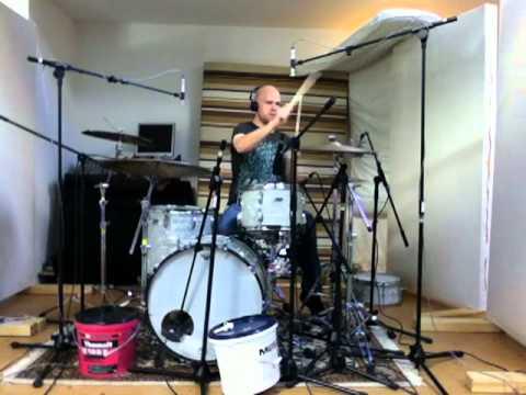 Paul Kaiser In The Studio