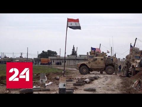 Шоссе Алеппо-Дамаск полностью освобождено от террористов - Россия 24
