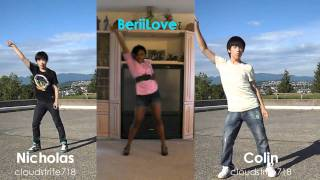 T-ara - Roly Poly (COLLAB DANCE COVER) - BeriiLove & cloudstrife718