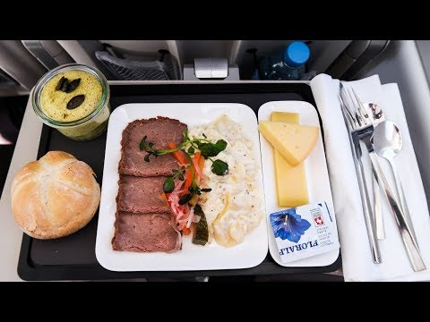 BUSINESS CLASS TRIP REPORT | SWISS | Bombardier CS100 | Gene