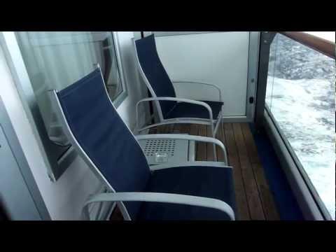 Carnival Triumph Balcony Cabin 8391